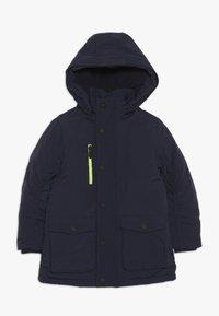 OVS - HOOD - Winter coat - navy blazer - 2