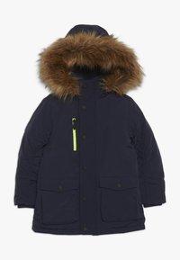 OVS - HOOD - Winter coat - navy blazer - 0