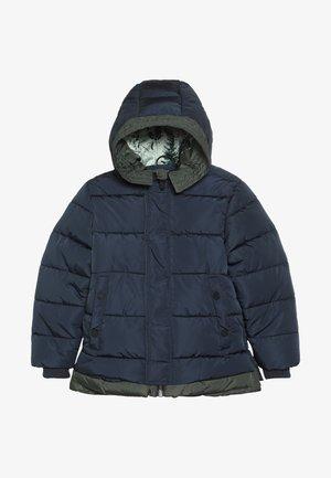 PADDED FAKE DOUBLE JACKET - Winter jacket - blue nights