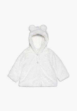 BABY JACKET - Winterjas - bright white