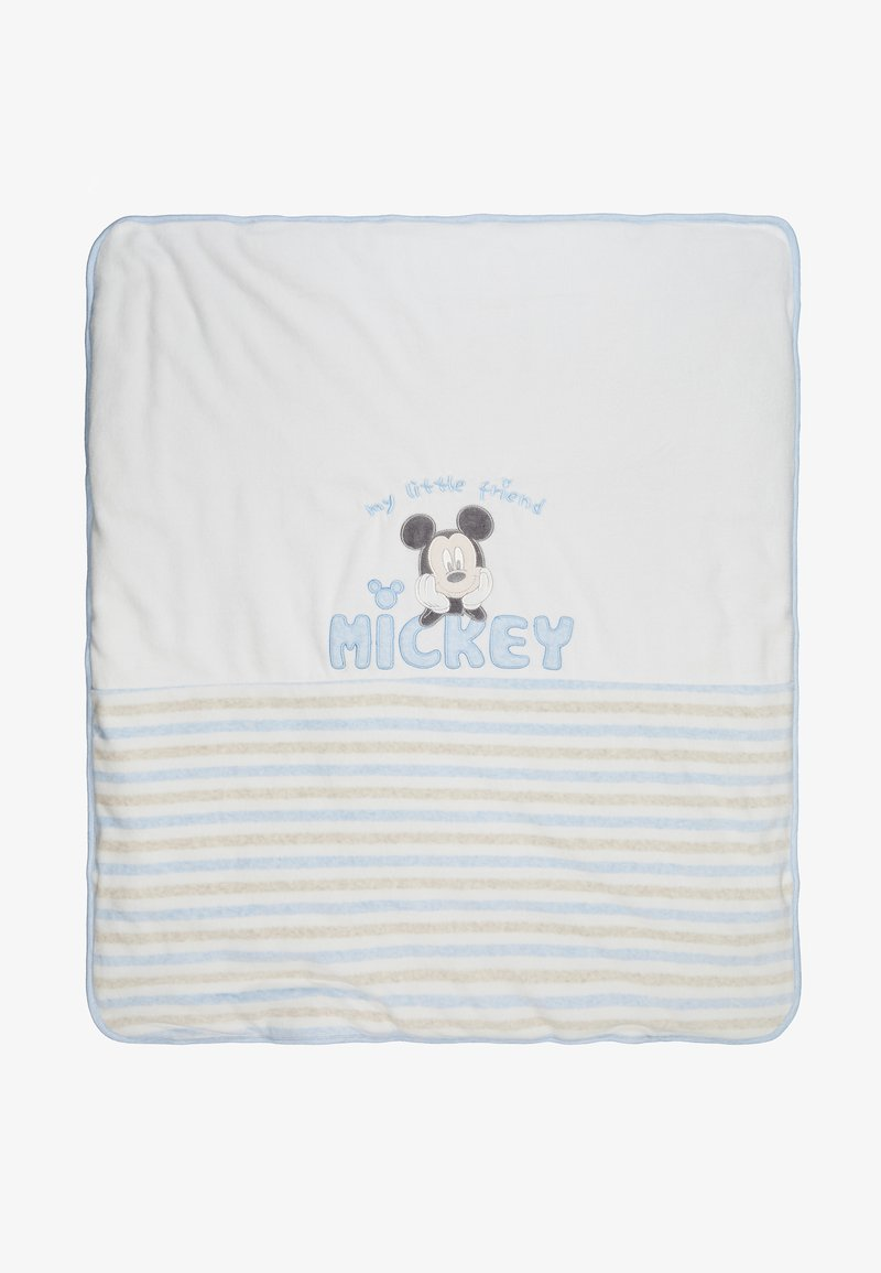 OVS - BABY BLANKET EMBRO - Vauvan huopa - dream blue