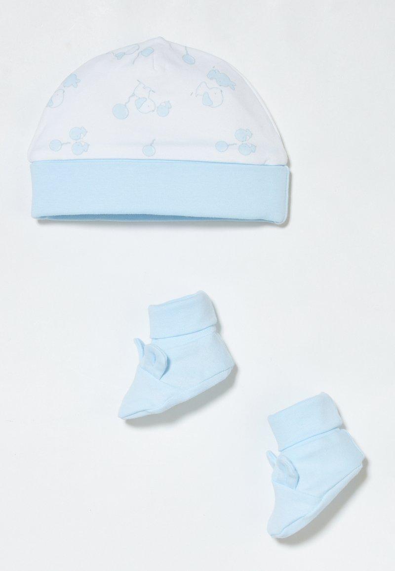 OVS - HAT SHOES SET - Muts - dream blue
