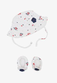OVS - HAT SHOES SET - Čepice - bright white - 0
