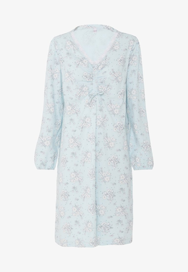 OVS - Nightie - white/light blue
