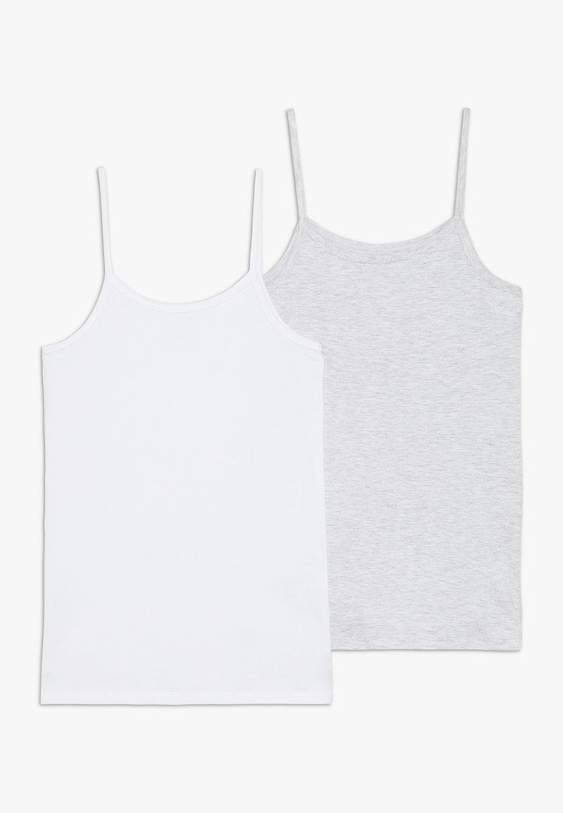 OVS - 2 PACK  - Unterhemd/-shirt - grey melange