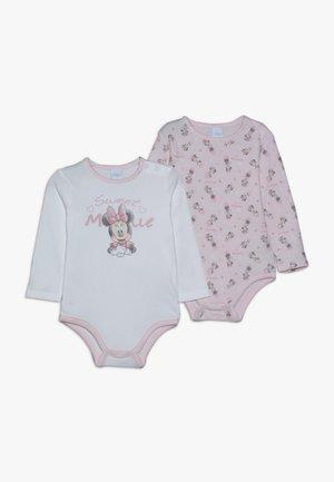 BABY BODY 2 PACK - Body - primrose pink