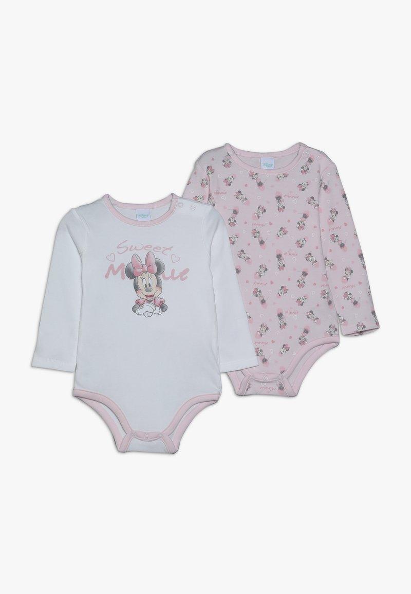 OVS - BABY BODY 2 PACK - Body - primrose pink