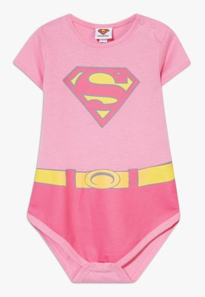 SUPERGIRL - Body - sachet pink