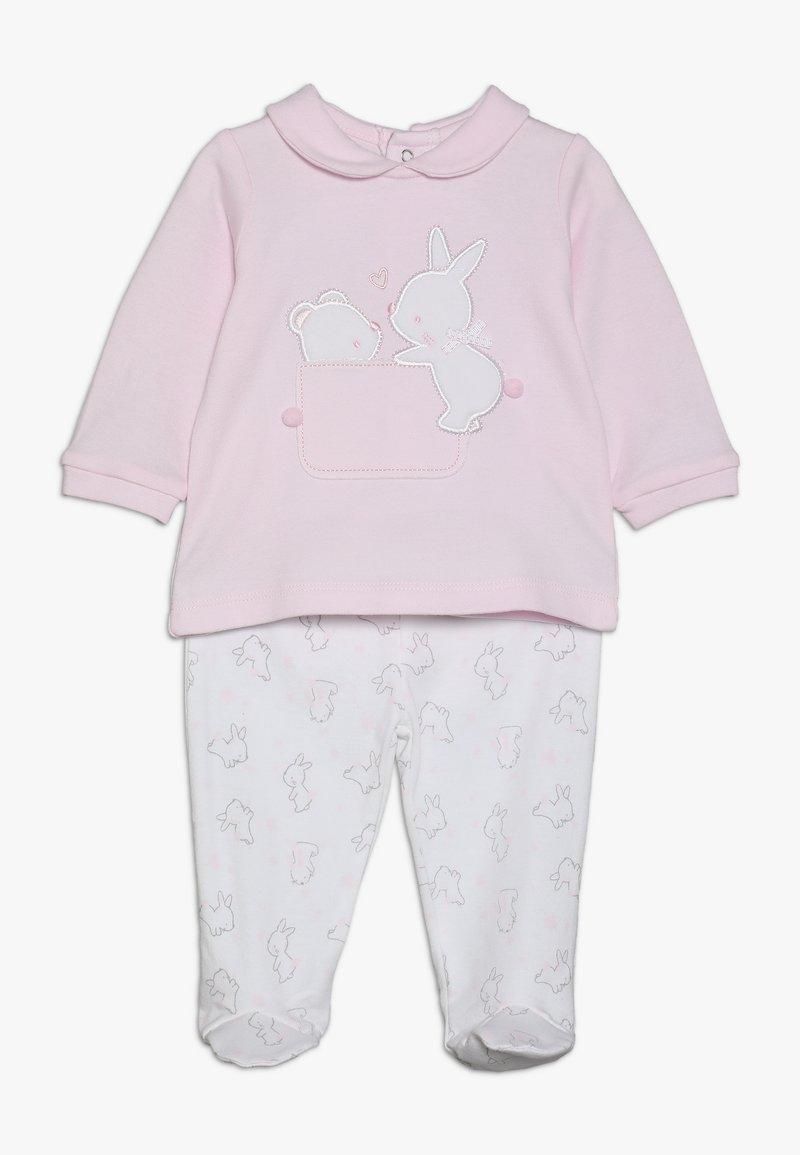 OVS - BABY - Pyžamová sada - pink lady