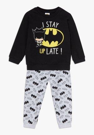 BATMAN SET - Pyjama - jet black