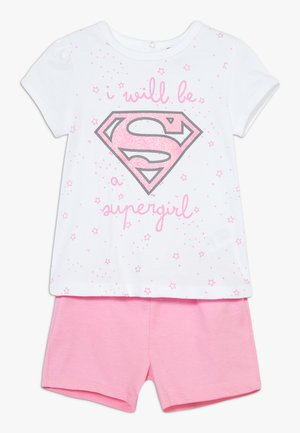 SUPERGIRL SET - Pyjama - blushing bride