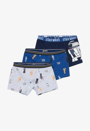 3 PACK - Pants - multicolor