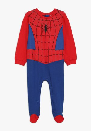 BABY ROMPER SPIDERMAN - Pyjamas - fiery red