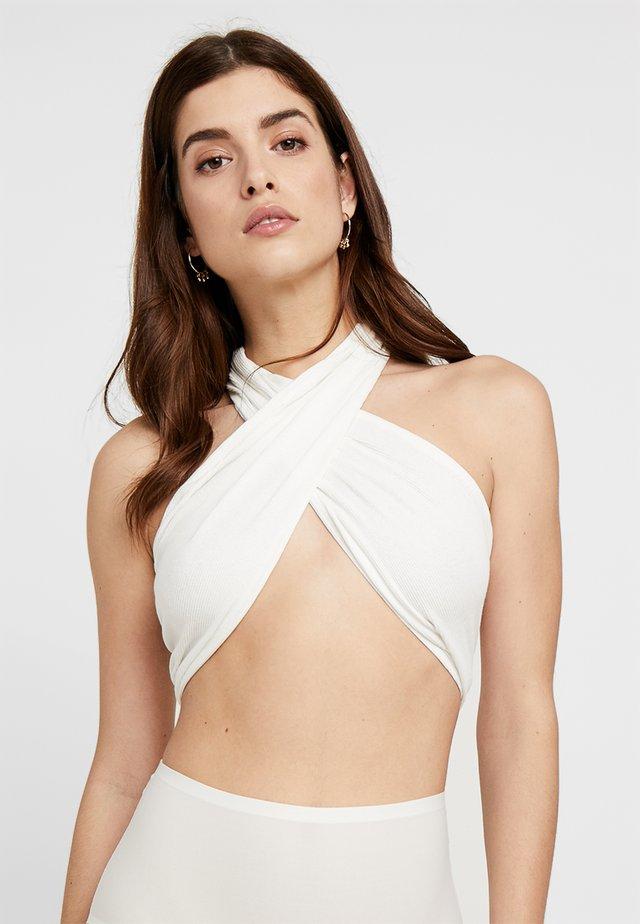 SARITA - Bustier - white