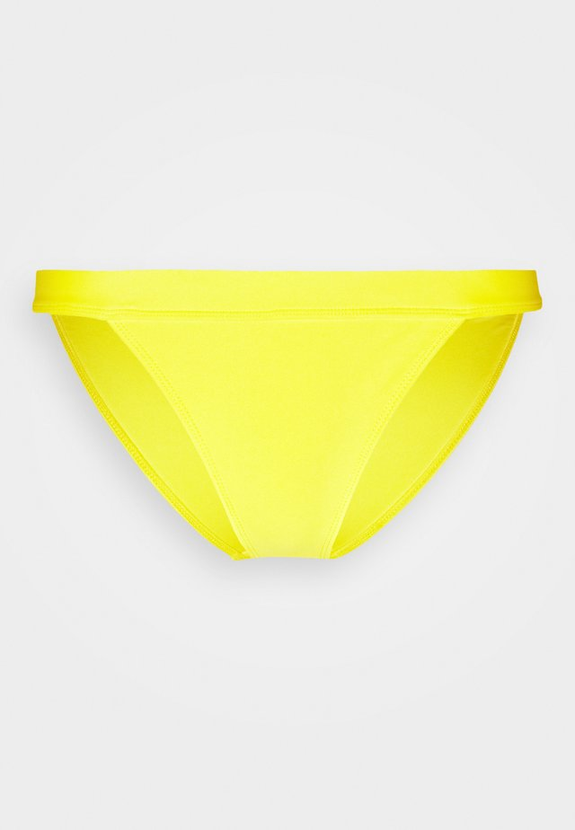SANTORINI BOTTOM - Bikinibukser - yellow