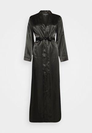 KATRINA KIMONO - Peignoir - black