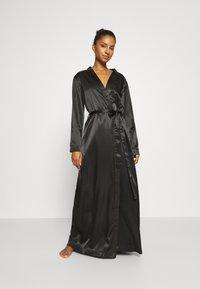 OW Intimates - KATRINA KIMONO - Dressing gown - black - 0