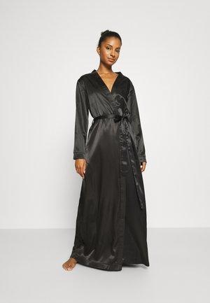 KATRINA KIMONO - Dressing gown - black