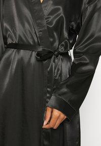 OW Intimates - KATRINA KIMONO - Dressing gown - black - 4