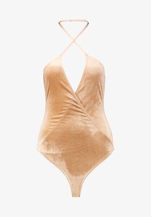 BODYSUIT - Body - almond