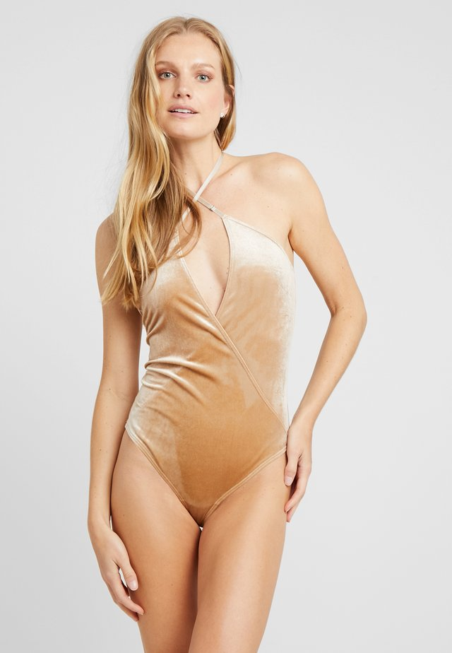 BODYSUIT - Body - almond