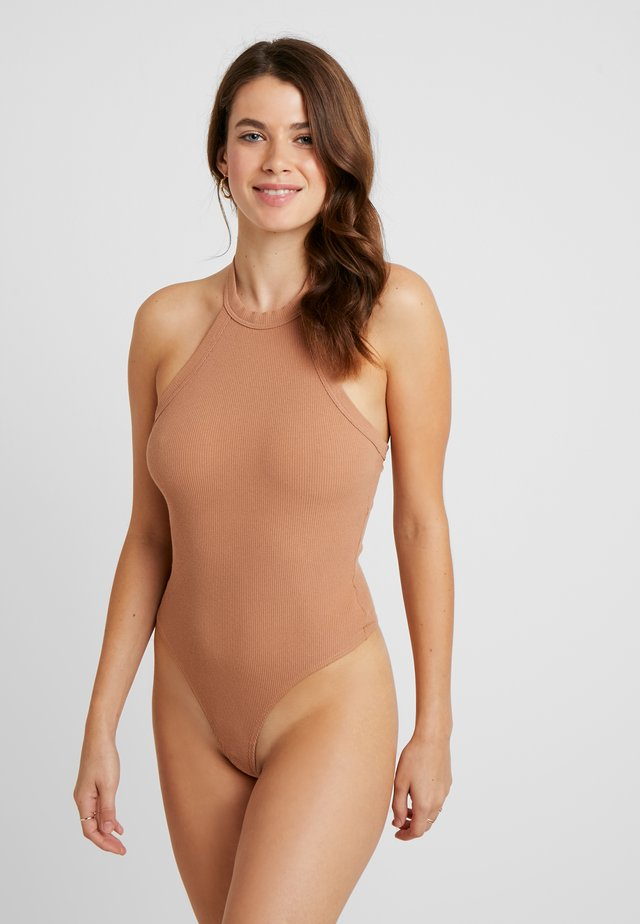 ESME - Body - tobacco brown
