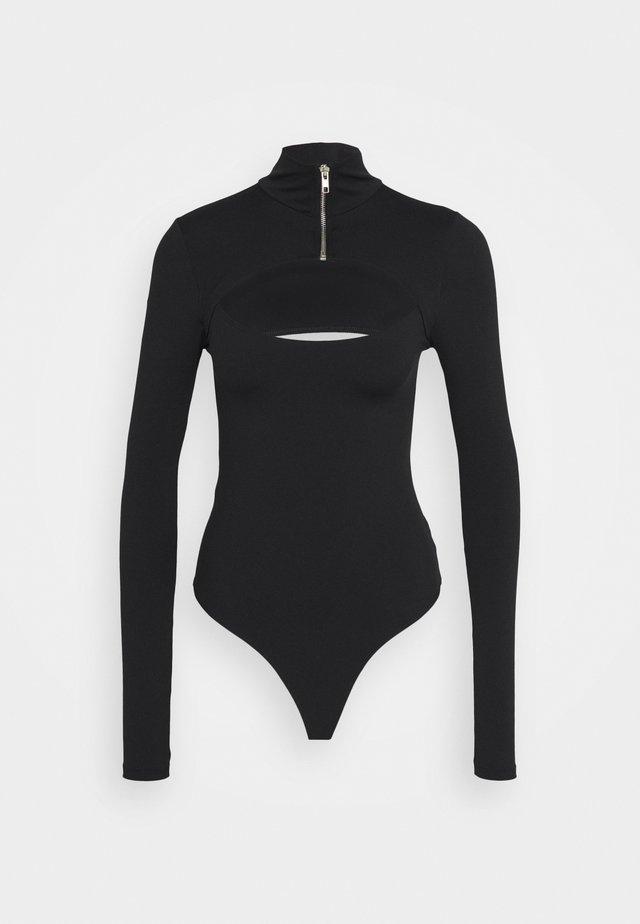 ERIKA BODYSUIT - Body / Bodystockings - black