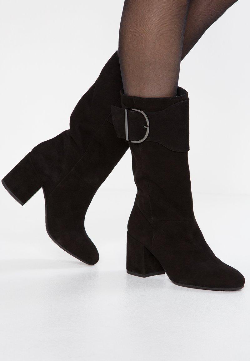 Oxitaly - ROMA - Boots - nero