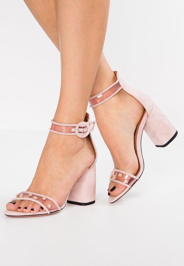 SAKELLE - Sandals - pink