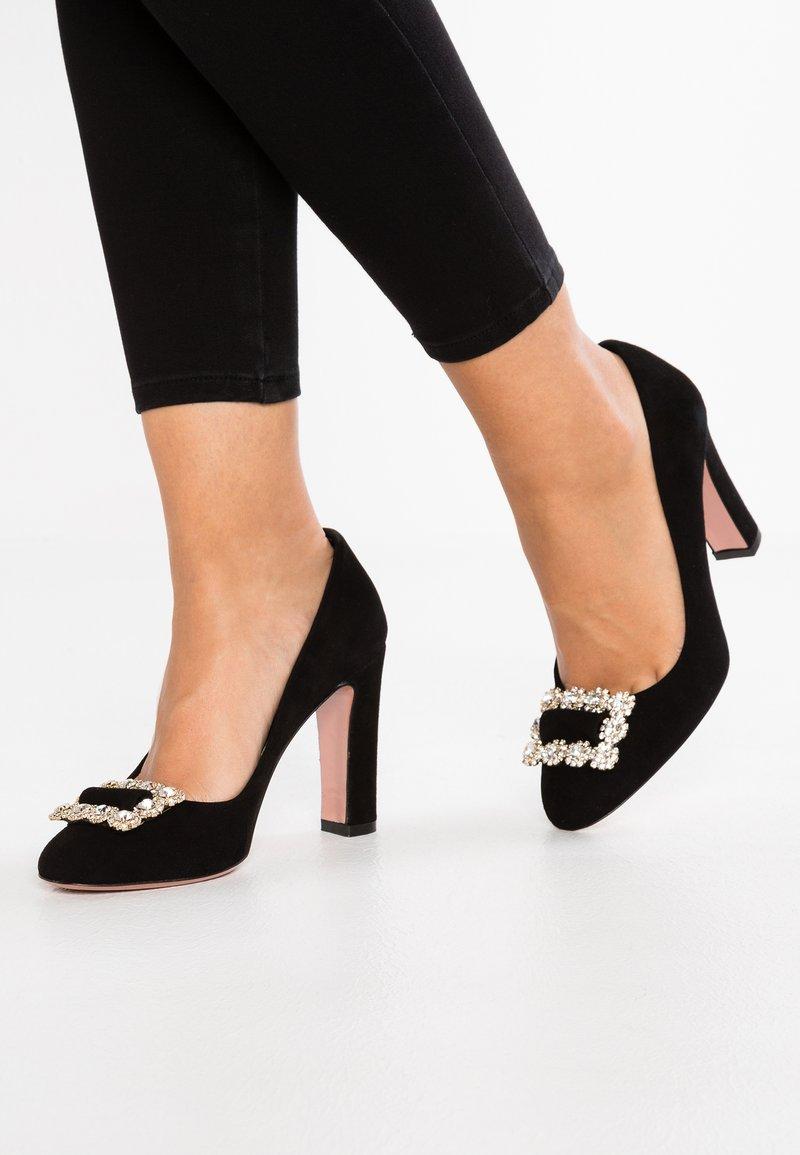 Oxitaly - ROSALIA  - High heels - nero