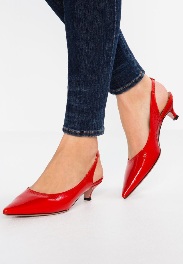 SAMMY - Classic heels - rossetto