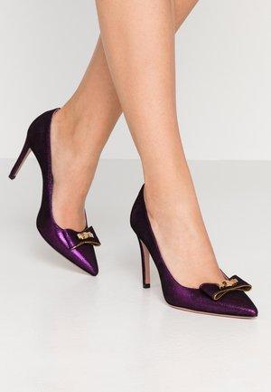 SILLA  - High heels - cometa viola