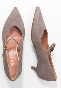 Oxitaly - SAMMY - Classic heels - taupe - 3