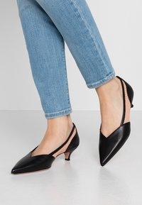 Oxitaly - SAMMY - Classic heels - nero - 0