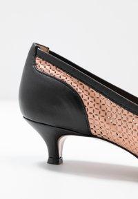Oxitaly - SAMMY - Classic heels - nero - 2