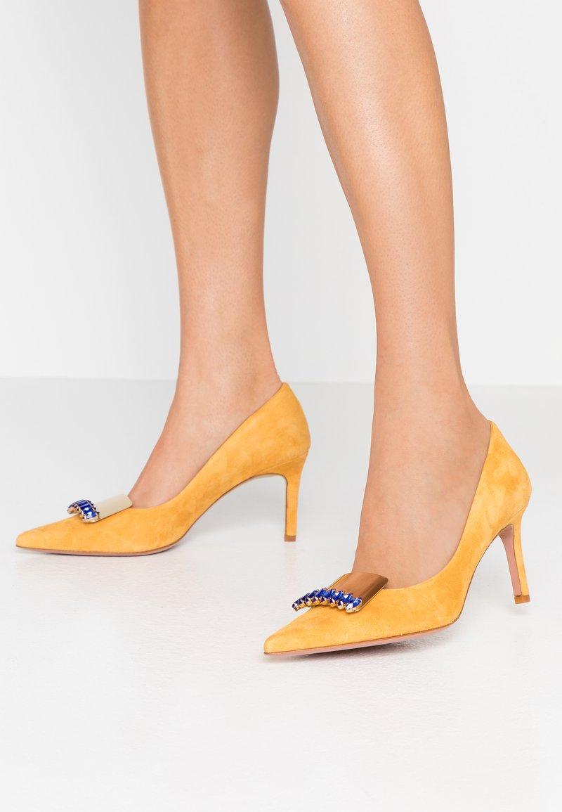 Oxitaly - STEFY  - Tacones - amber