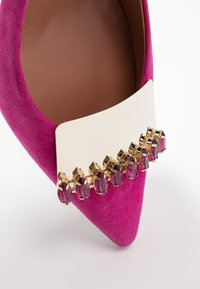 Oxitaly - STEFY  - Classic heels - fuxia - 2