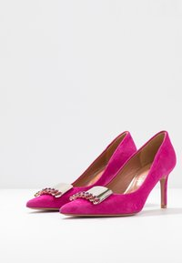 Oxitaly - STEFY  - Classic heels - fuxia - 4
