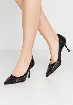 LORY  - Zapatos altos - nero