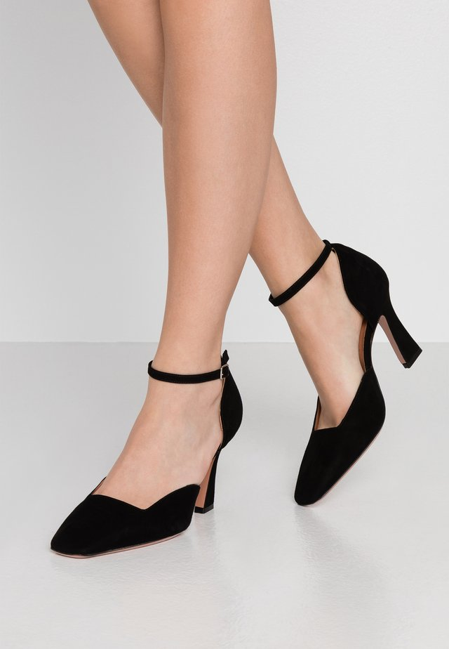 LEANDRA - Klassiska pumps - nero