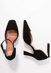 Oxitaly - LEANDRA - High heels - nero - 3