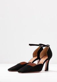 Oxitaly - LEANDRA - High heels - nero - 4