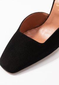 Oxitaly - LEANDRA - High heels - nero - 2