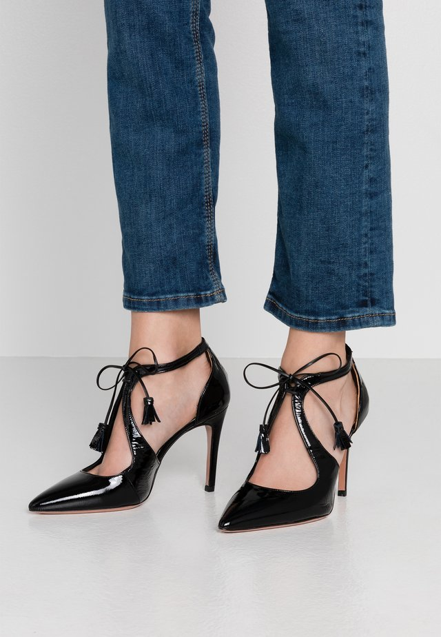 SILLA - High Heel Pumps - nero