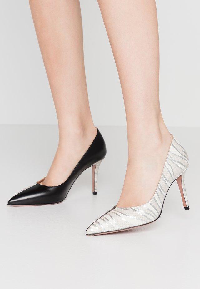 LISA  - High heels - rover riso/positano nero