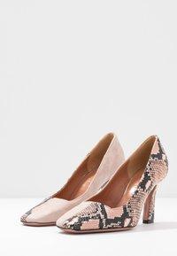 Oxitaly - LEANDRA - High heels - rosa - 4