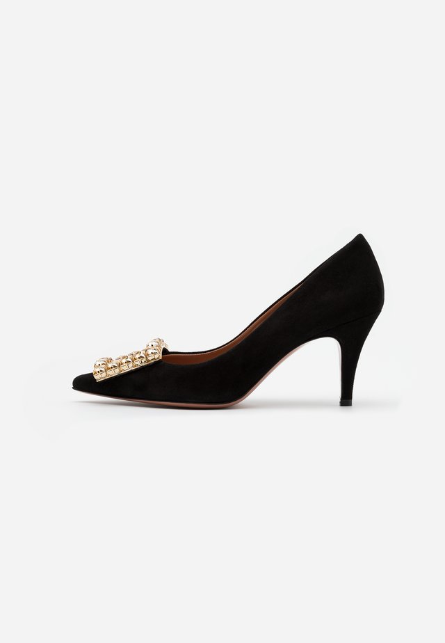 SAMONA - Classic heels - nero