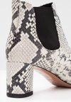 Oxitaly - SUMA - Ankle boots - grecale bianco