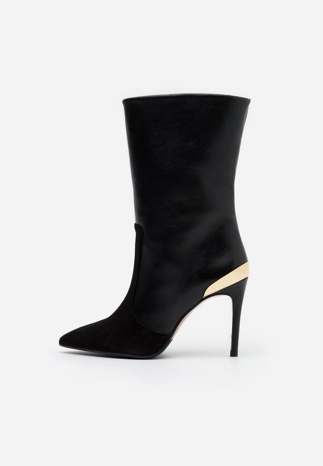 SILLA  - Stivali con i tacchi - nero
