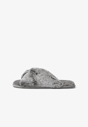Slippers - dark grey